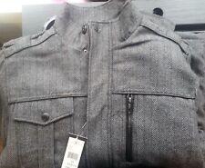 "Mark Ecko ""Cut & Sew"" Men's jacket,Size Large New"