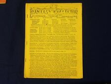 "Sept. 1968 ""The Fantasy Collector"" #117 - 24pp. science Fiction Fanzine sci-fi"