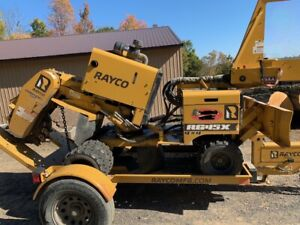 2017 Rayco RG45X with Only 850 Hours!!!! #3800