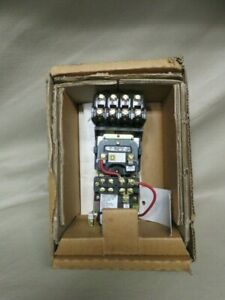 Square D 8903 lx040 series b 120v coil lighting contactor
