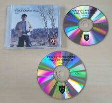 PAUL OAKENFOLD Ibiza UK 21-track promo 2-CD Depeche Mode U2 Prodigy Radiohead