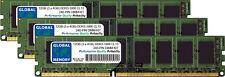 12GB (3x4GB) DDR3 1866MHz PC3-14900 240-PIN Kit de memoria RAM DIMM para computadoras de escritorio/PC