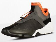 Y-3 (adidas x Yohji Yamamoto) Men's Future Toggle-Tie Low-Top Sneaker US 9.5 NEW