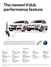 2007 VW Volkswagen Jetta Rabbit - Original Advertisement Car Print Ad J309