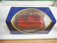 Altaya Renault Colorale 4x4 Pompiers in Red on 1:43 in Box