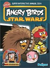 Angry Birds Star Wars Super Interactive Annual 2014 Pedigree 1st Print 2013 UR