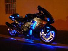 TecNiq Blue Accent LED Eon Light w/Vertical Black Case Jeep Truck CAR Motorcycle