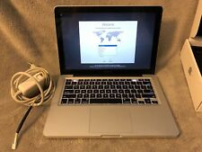 Mid 2012 13 Inch Apple Macbook Pro 4 GB Memory 2.5 GHz Intel Core i5 With Box
