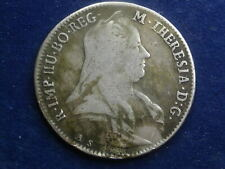 1/2 Taler 1767 AS  Hall Maria Theresia - RDR  W/20/260