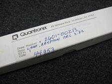 Krypton Laser Arc Lamp Quantronix 2601-00213 FKQ963-3.82 100mm Arc Length 5mmOD