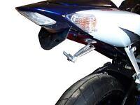 R&G Tail Tidy / Licence Plate Holder Suzuki GSX R1000 K6 2006 LP0012BK Black