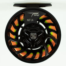 Temple Fork Outfitters TFO NXT Large Arbor Fly Reel with Included Fly Line