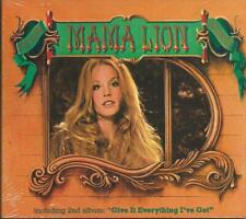 MAMA LION - PRESERVE WILDLIFE + GIVE IT EVERYTHING NEIL MERRYWEATHER SEALED CD