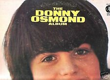 Donny Osmond-the Donny Osmond Album-mgm-lp-4782