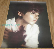 SUPER JUNIOR Sexy, Free & Single RYEOWOOK OFFICIAL PROMO POSTER NEW