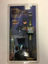 1989 BATMAN LCD VIDEO GAME WATCH (TIGER ELECTRONICS) MISP