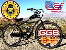 66cc/80cc 2-Stroke Motorized Bike Kit And Monster Cruiser Bike Diy Power
