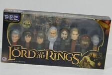 """Pez Collectors Series, """"Lord Of The Rings"""", 2011 New Line Productions Inc"""