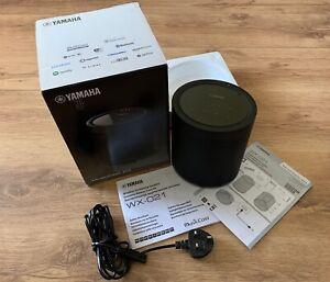 Yamaha MusicCast WX - 021 Wireless Streaming Speaker - Black