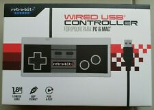 Retro-bit Nintendo NES - USB Controller PC/MAC - new