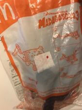 madagascar3 marty happy meal mcdonald unopened new 2012