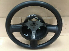 CHEVROLET MATIZ  2008 STEERING WHEEL 3 SPOKE BLACK