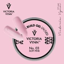Victoria Vynn UV LED Build Gel Nail BUILDER Cover EXTENSION 03 SOFT PINK