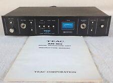TEAC AN-80 Noise Reducer w/Original Manual