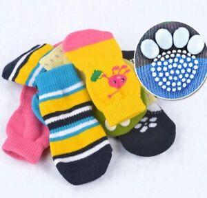 Warm Puppy Dog socks Puppy Knit Socks Soft Pet   Cute Cartoon Cat Shoes  socks