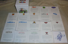 Blu Ray Box Disney Pixar Collection Limited Edition 2014 16 Filme Cars Toy Story