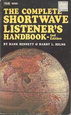 Complete Shortwave Listener's Handbook - 2nd Edition - Hank Bennett