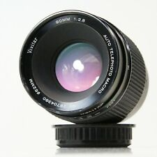 Vivitar 90mm f/2.8 1:1 Macro Telephoto Konica AR 1:1 Micro Prime Lens AR (C1370)