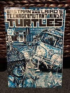 Teenage Mutant Ninja Turtles #3 (1985) Mirage.  Eastman and Laird.  1st Print