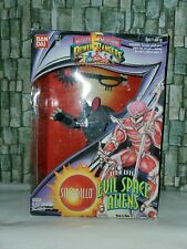 Bandai Mighty Morphin Power Rangers MMPR Socadillo Deluxe Evil Space Aliens 1994