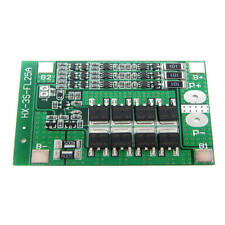 3S 12V 18650 Li-ion Lithium Battery 25A BMS PCB Protection Board Balance UYL