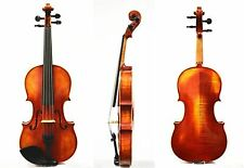 "New Old Spruce 13"" Size Viola,Copy of Stradivari W/Prelude Strings,READY TO PLAY"