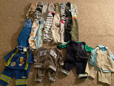 Boys Size 3-6 Months Winter Clothing Lot 20 Pieces