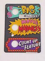1992 BALLY CREATURE FROM THE BLACK LAGOON PINBALL MACHINE PLAYFIELD PLASTIC