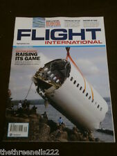 FLIGHT INTERNATIONAL # 5401 - HALF YEAR ACCIDENTS - JULY 30 2013