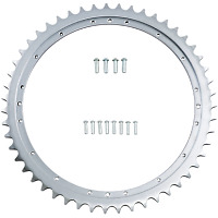 Replacement Replica Rivet On Rear Drum Chain Sprocket Harley Ironhead Sportster
