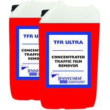 2x 25LT TFR Ultra (traffic film remover)