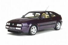 OTTO Volkswagen VW Corrado VR6 1/18 Resin Car Model Toy PURPLE - OT611