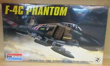 MONOGRAM F-4C PHANTOM MILITARY AIRCRAFT MODEL ~130
