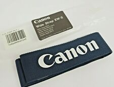 Canon EW2 Wide Camera Strap EOS FD
