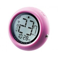 GIANT CONTINUUM 9 FUNCTION CYCLING WIRELESS COMPUTER ODOMETER SPEEDOMETER PINK