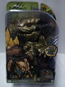 Fingerlings Untamed LIMITED EDITION Gold Rush Golden Dragon Lights Sounds WowWee