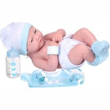 My Sweet Love Newborn Baby Boy Doll Blue