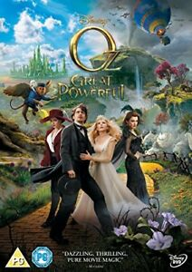 Oz: The Great and Powerful [DVD][Region 2]