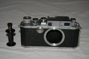 Canon IVsb /4SB RARE 1952 Japanese Rangefinder Camera. Serviced. 143374. UK Sale