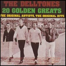 DELLTONES - 20 GOLDEN GREATS ~ AUSSIE R'N'R CD ~ THE GREATEST HITS / BEST *NEW*